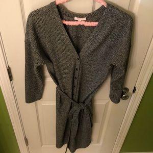 8cb14b30432a66 Vetta Capsule Sweaters - VETTA Capsule Long Cardigan